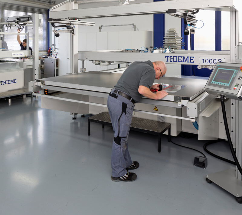 Why Thieme in screen printing