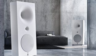 Loudspeaker housings made of Pur